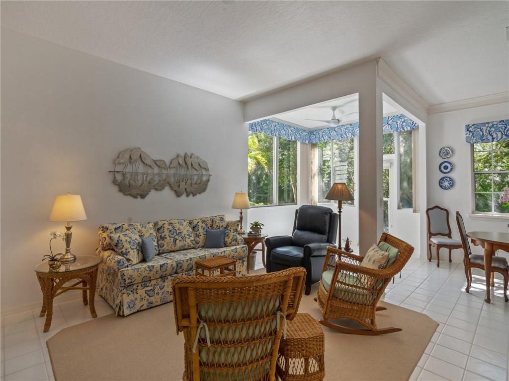 1460 Winding Oaks Circle W #A102, Vero Beach, FL 32963 - #: 233171