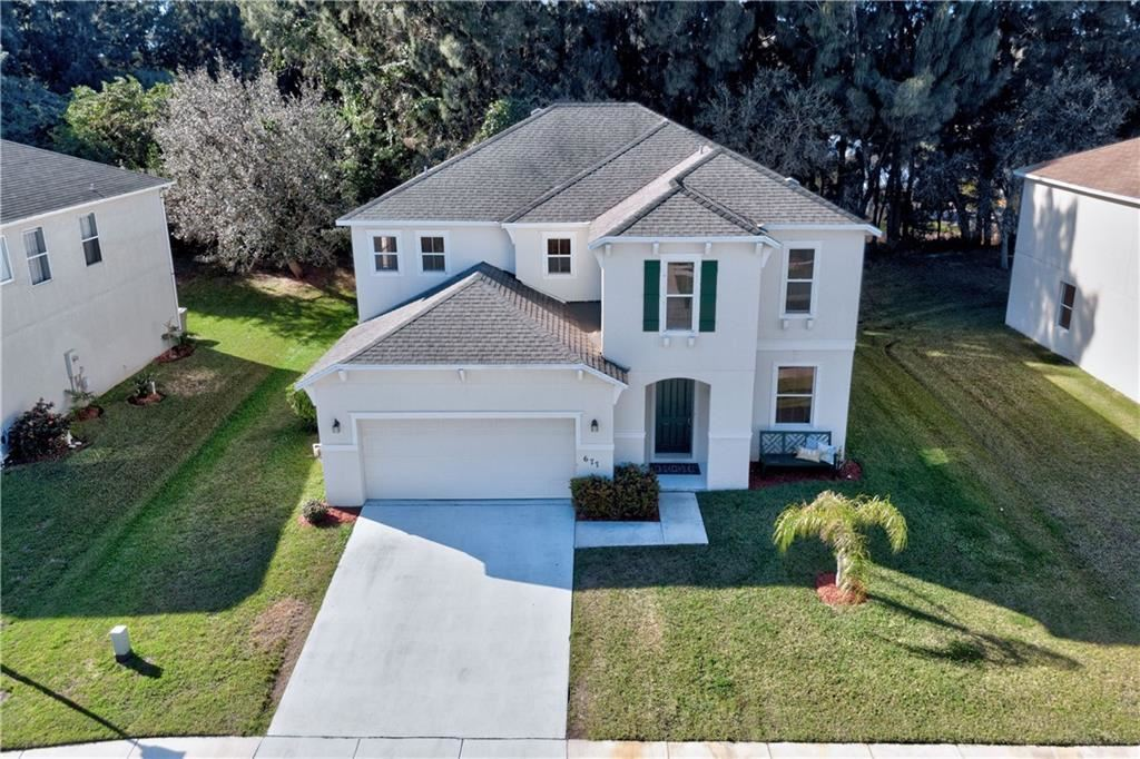 677 Carriage Lake Way, Vero Beach, FL 32968 - #: 239174