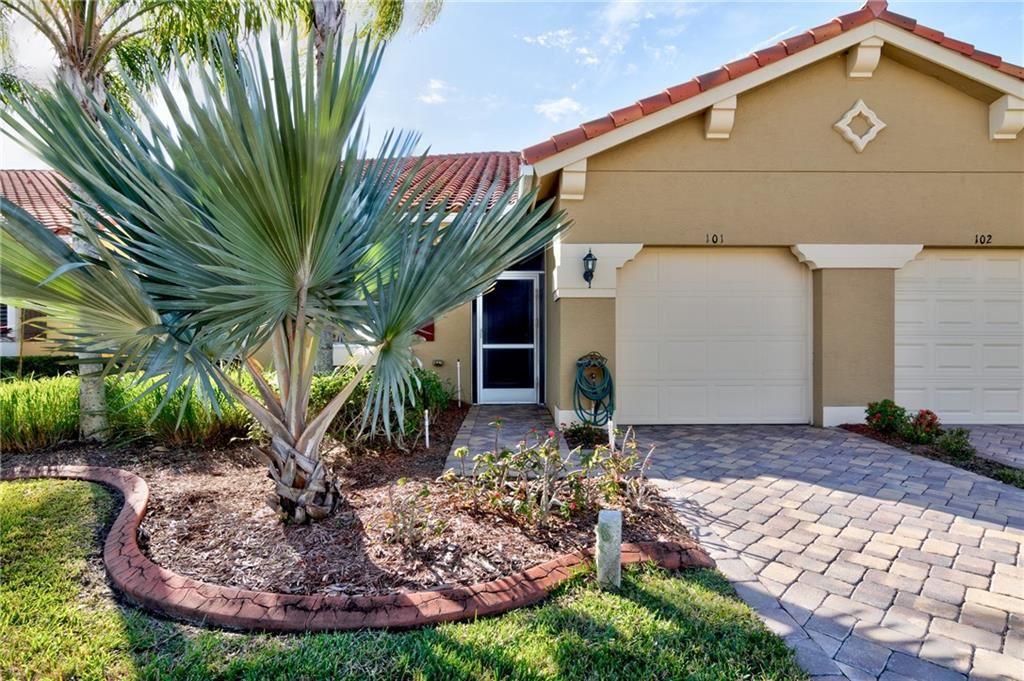 6395 Oxford Circle #101A, Vero Beach, FL 32966 - #: 240176