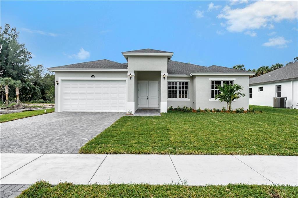 2156 Bridgehampton Terrace, Vero Beach, FL 32966 - #: 240180