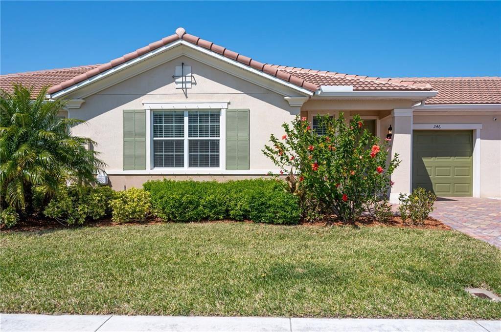 246 Provence Place, Vero Beach, FL 32960 - #: 242198