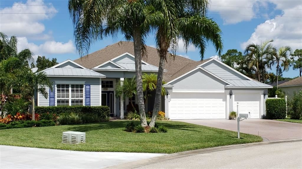 2498 3rd Place SW, Vero Beach, FL 32962 - #: 245206