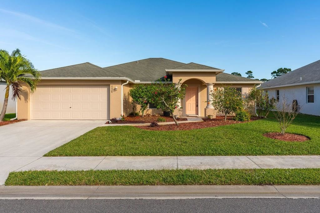 4628 Paladin Circle, Vero Beach, FL 32967 - #: 237223