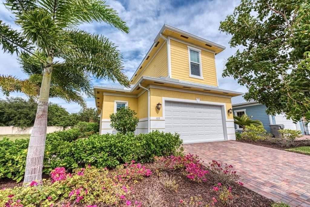 2035 Bridgepointe Circle #121, Vero Beach, FL 32967 - #: 232226
