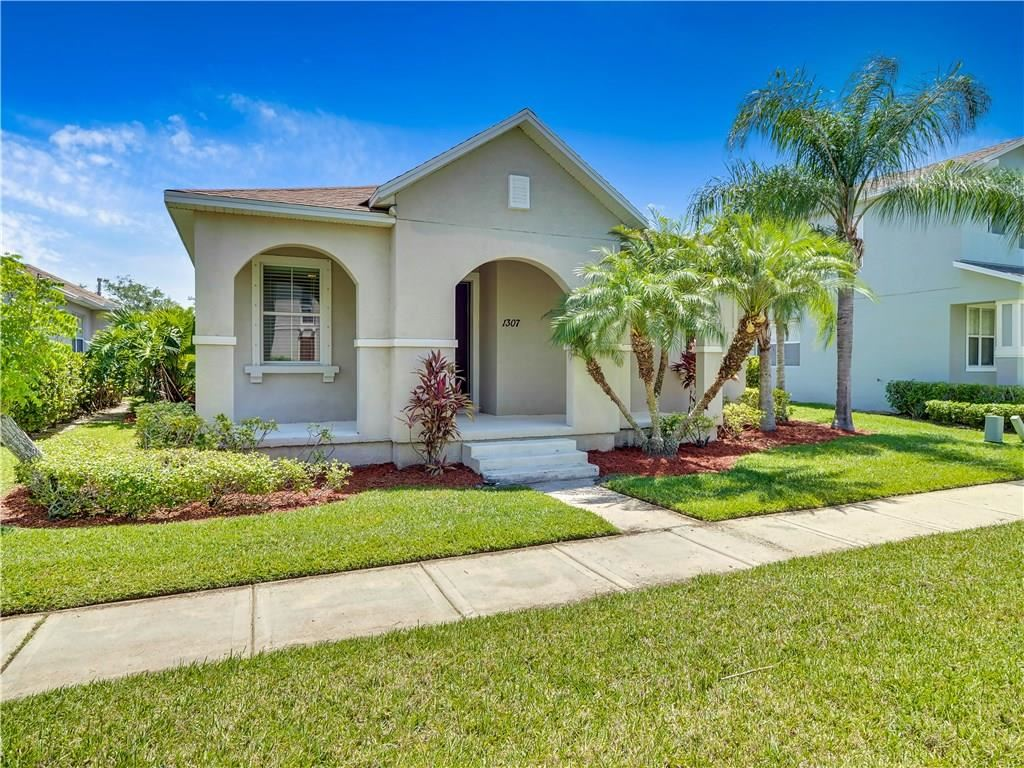 1307 Welcome Drive, Vero Beach, FL 32966 - #: 232237