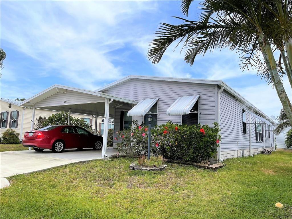7541 Montauk Avenue #S6, Micco, FL 32976 - #: 244264