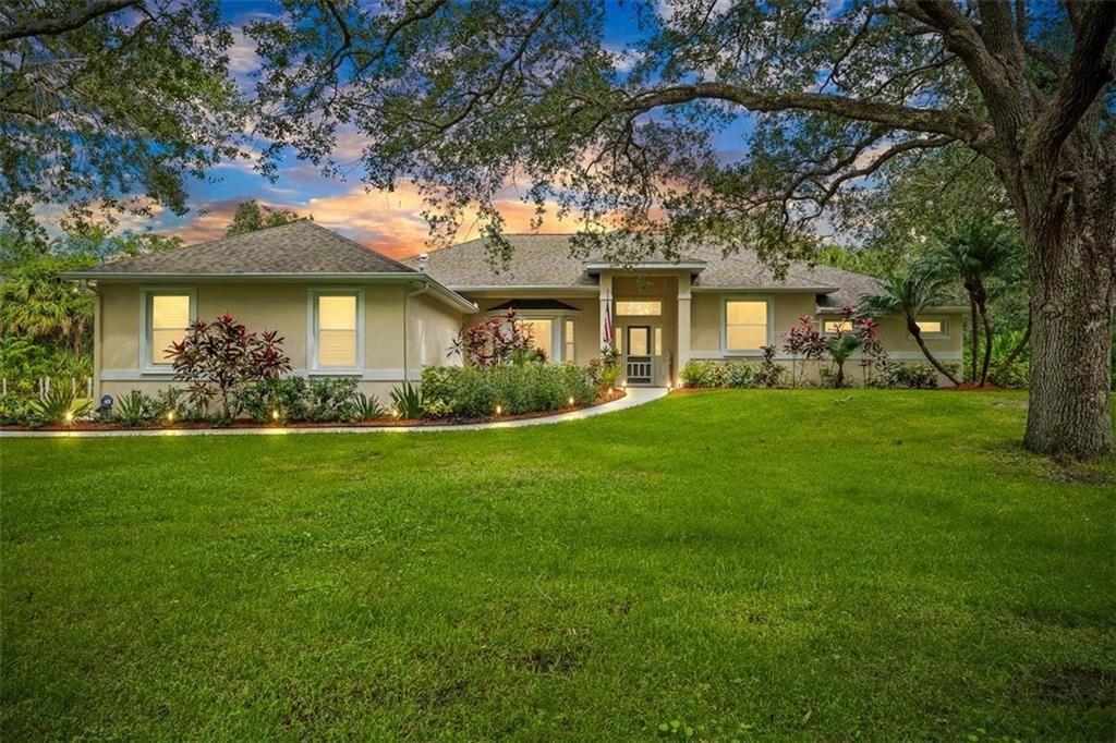 9507 Fleming Grant Road, Micco, FL 32976 - #: 237267