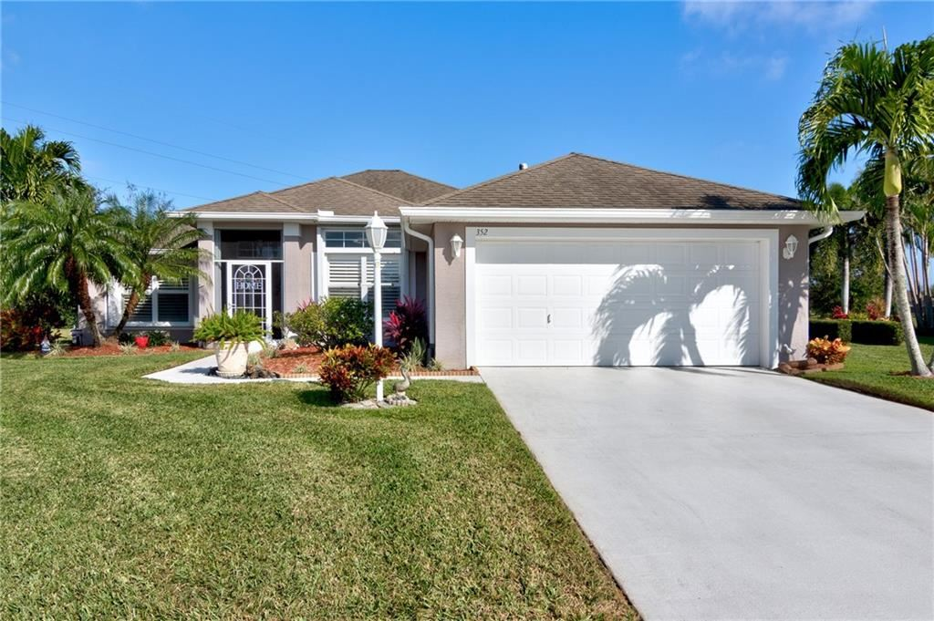 352 W Temple Court SW, Vero Beach, FL 32968 - #: 239277