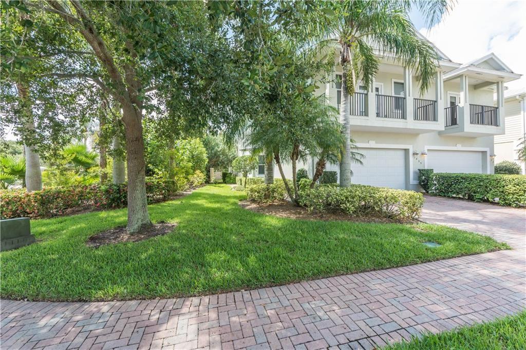 1855 Bridgepointe Circle #21, Vero Beach, FL 32967 - #: 240289