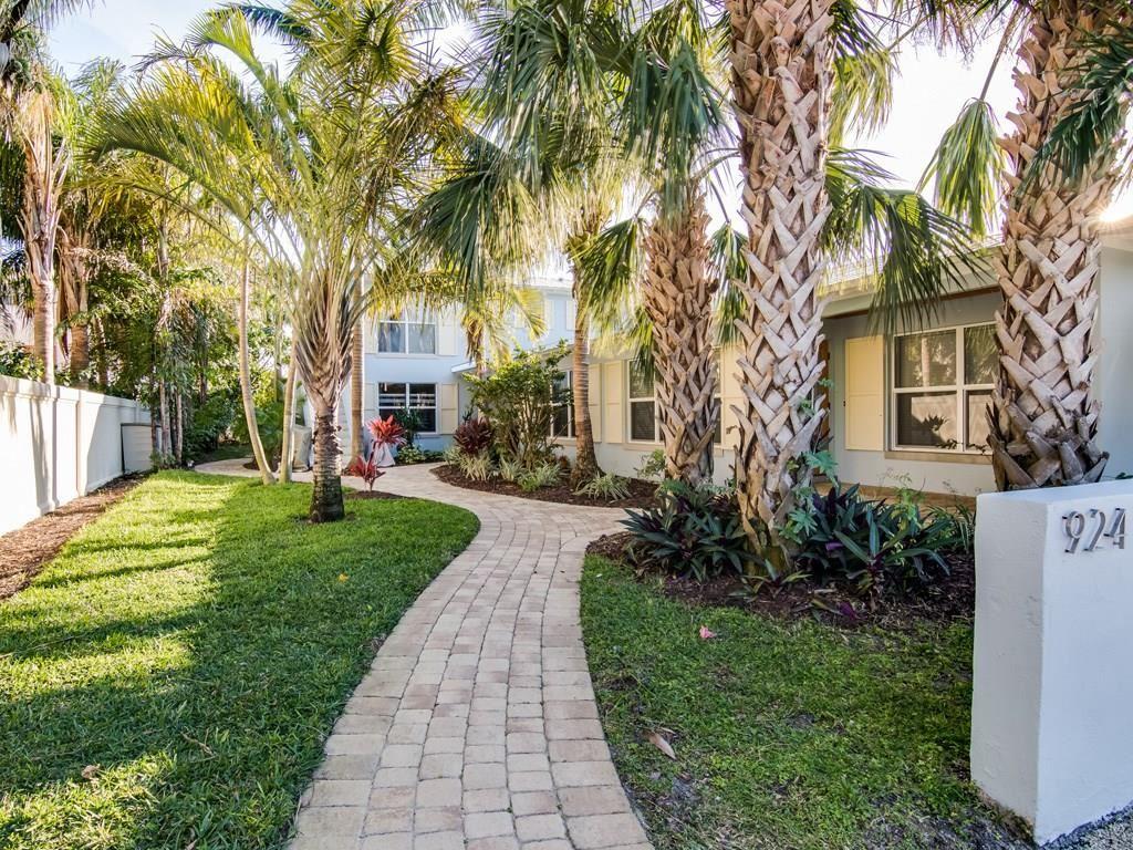 924 Coquina Lane #4, Vero Beach, FL 32963 - #: 233330