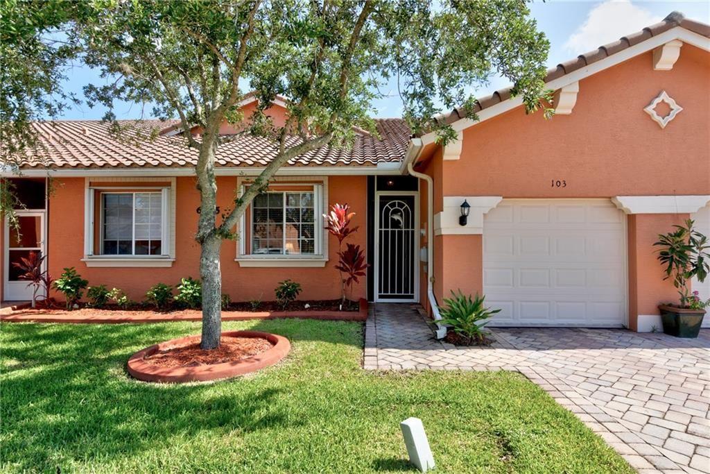 6495 Oxford Circle #103C, Vero Beach, FL 32966 - #: 245331