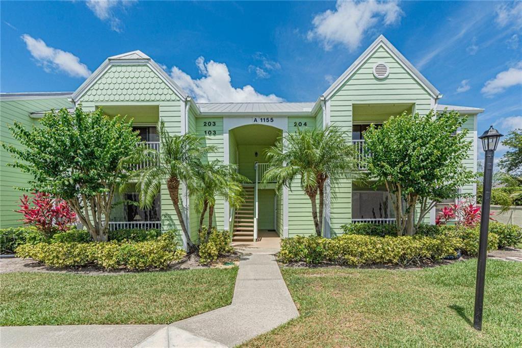 1155 3rd Avenue #204, Vero Beach, FL 32960 - #: 243348