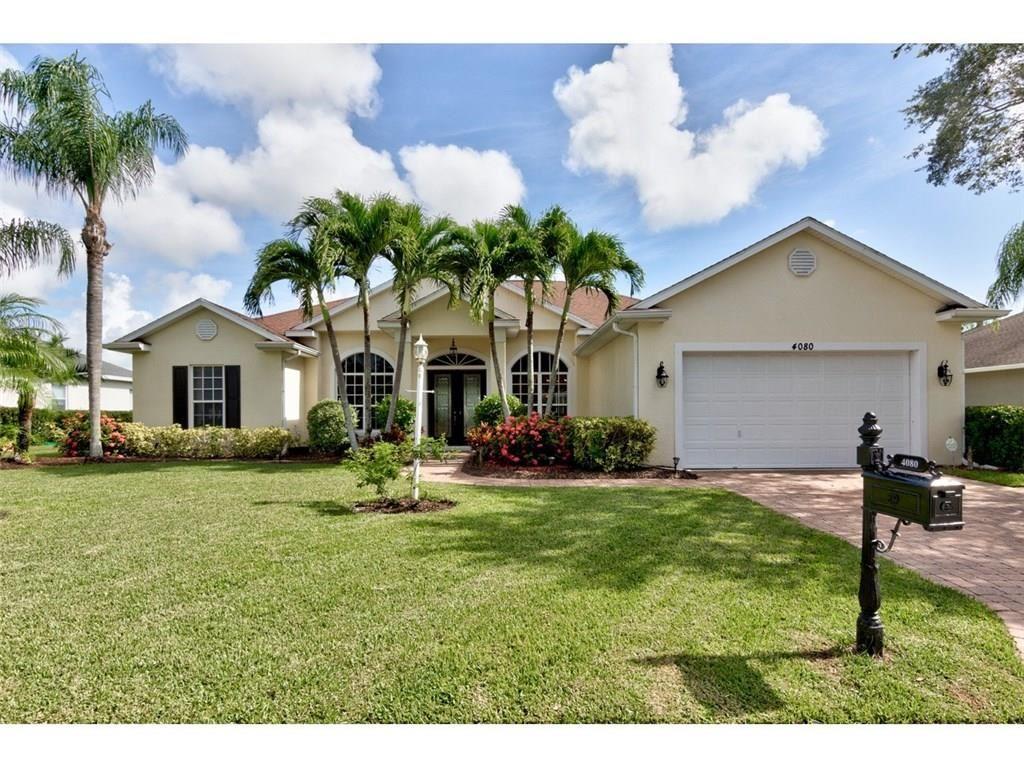 4080 Chablis Street SW, Vero Beach, FL 32968 - #: 234357