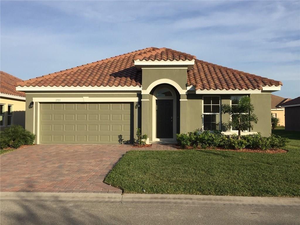 1713 Berkshire Circle, Vero Beach, FL 32968 - #: 227364