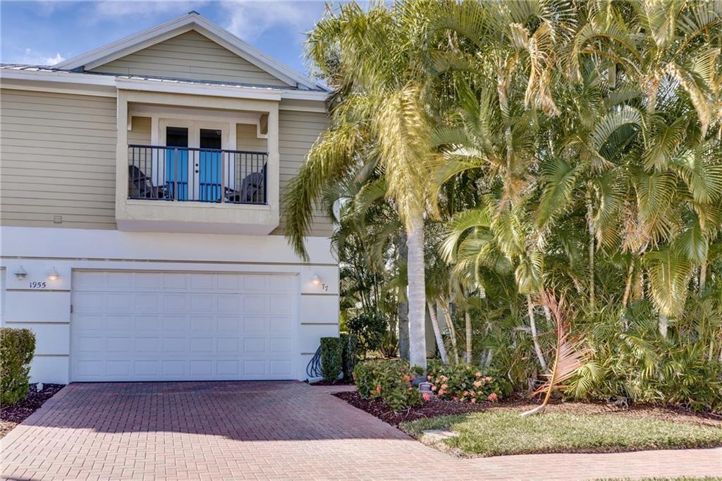 1955 Bridgepointe Circle #77, Vero Beach, FL 32967 - #: 228382