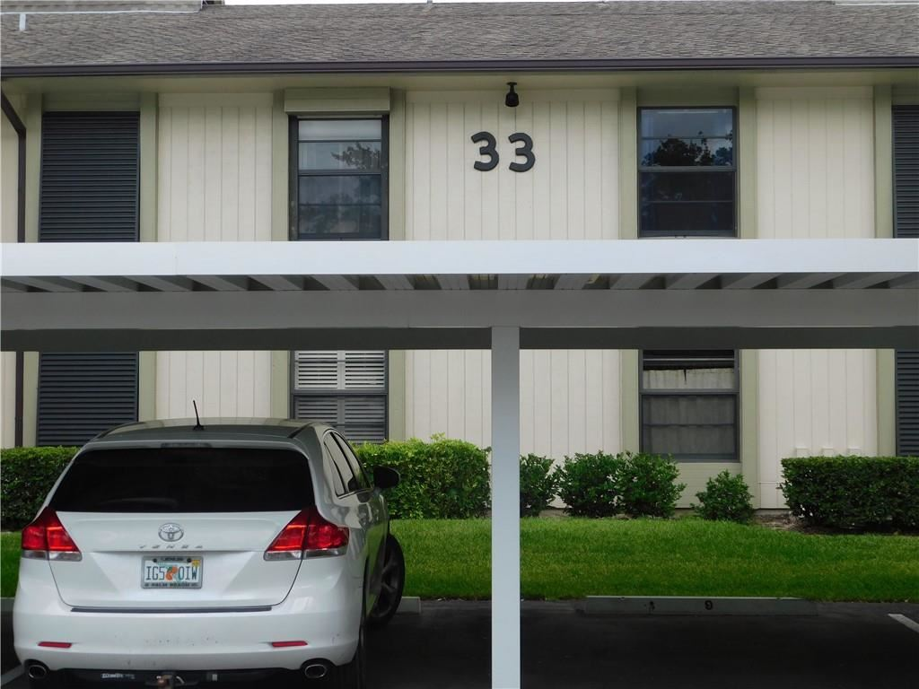 33 Plantation Drive #204, Vero Beach, FL 32966 - #: 244398