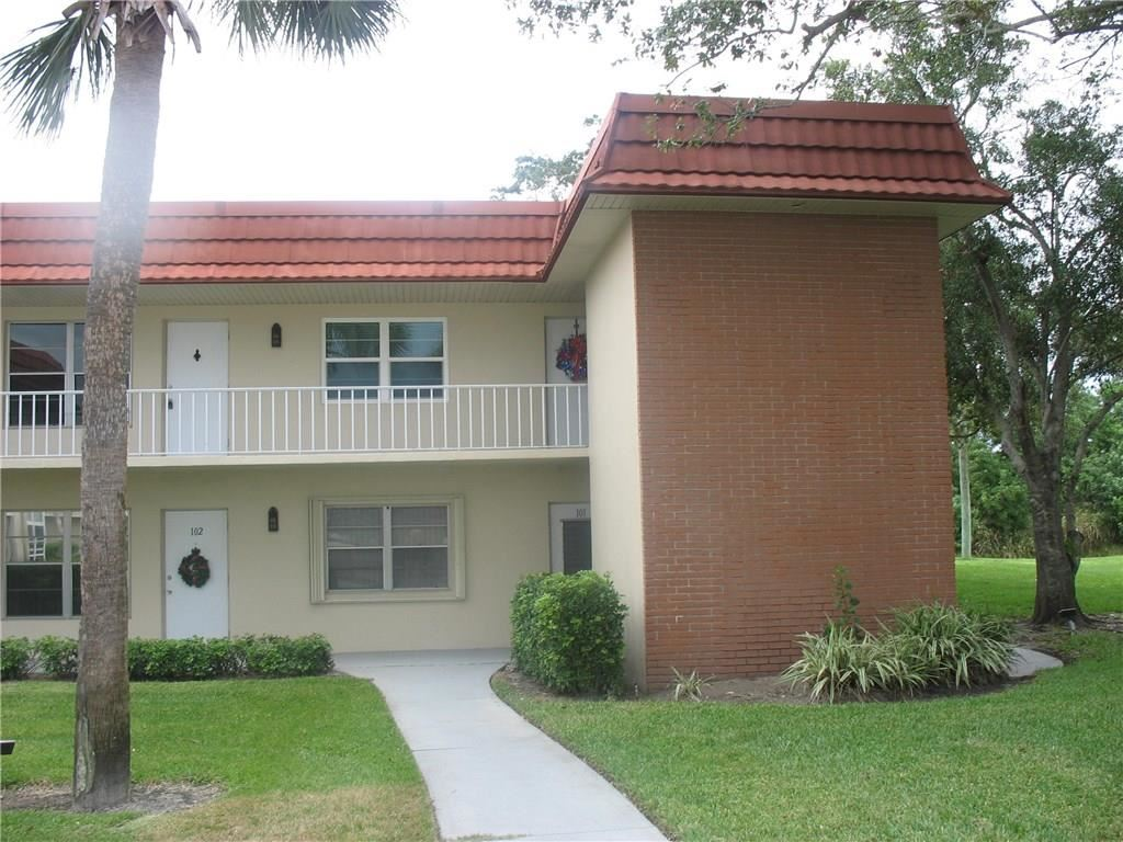 96 Springlake Drive #101, Vero Beach, FL 32962 - #: 228400