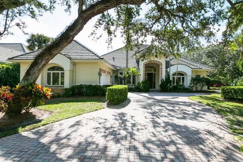 31 S White Jewel Court, Indian River Shores, FL 32963 - #: 242402