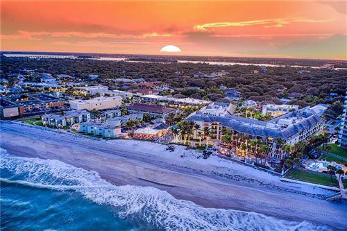 Photo of 3500 Ocean Drive #411, Vero Beach, FL 32963 (MLS # 239403)
