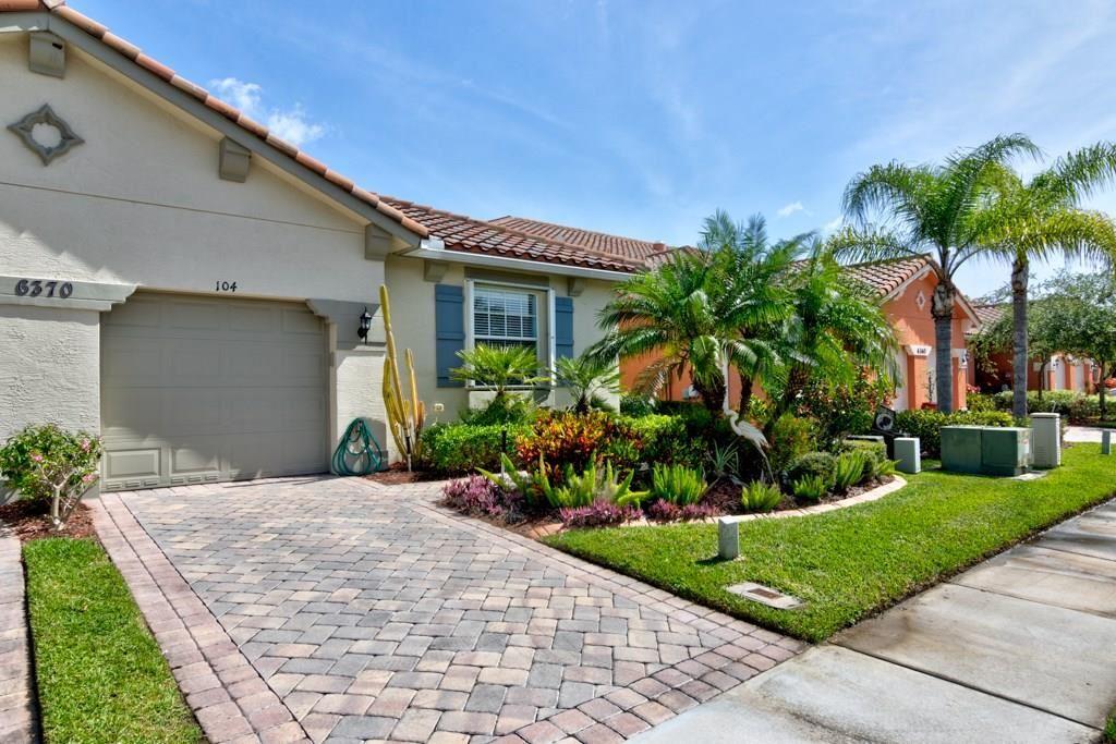 6370 Oxford Circle #104D, Vero Beach, FL 32966 - #: 231407