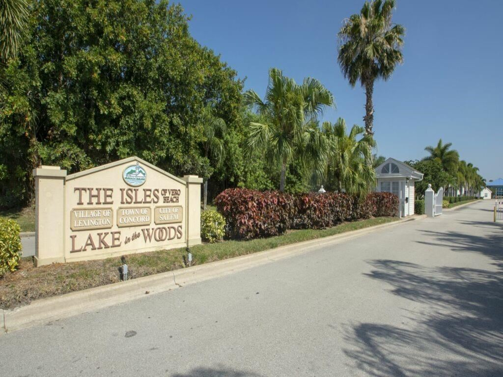 1867 Aynsley Way #4, Vero Beach, FL 32966 - #: 240479