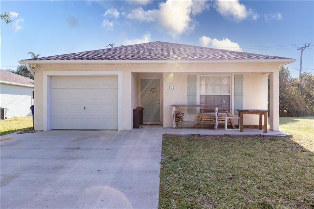 1366 26th Court SW, Vero Beach, FL 32962 - #: 242483