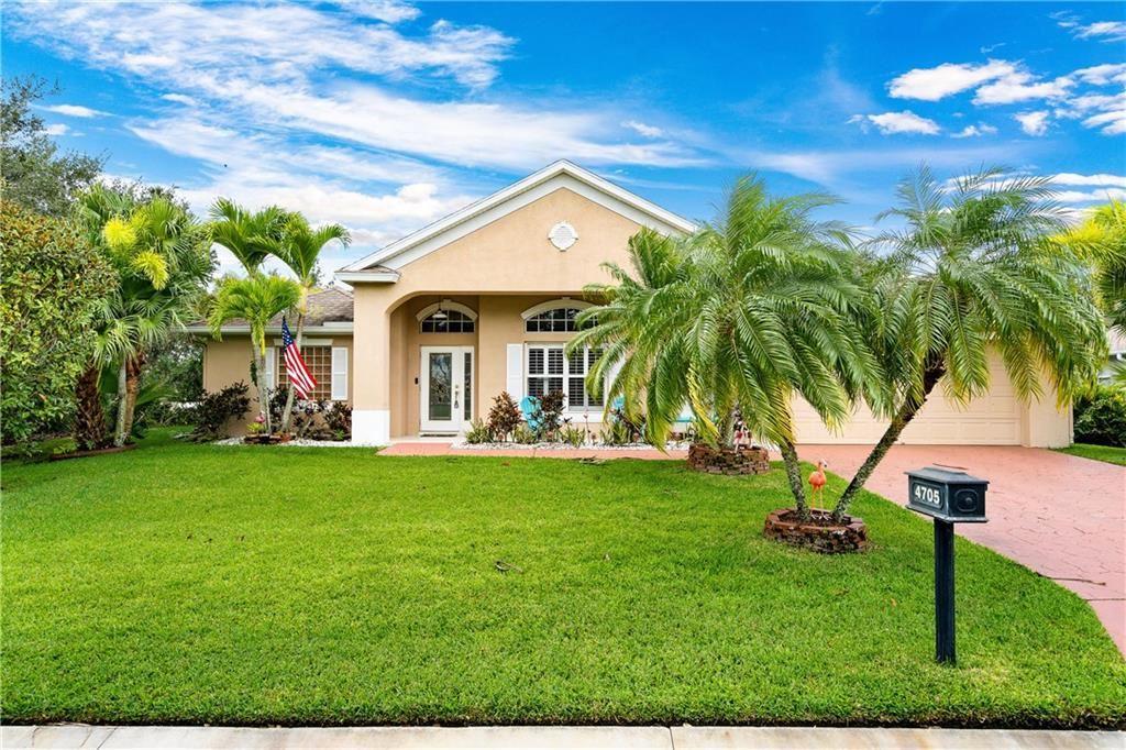 4705 Stephanie Lane SW, Vero Beach, FL 32968 - #: 246494