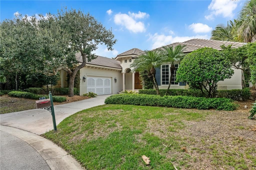 7 Beachside Drive, Indian River Shores, FL 32963 - #: 235495