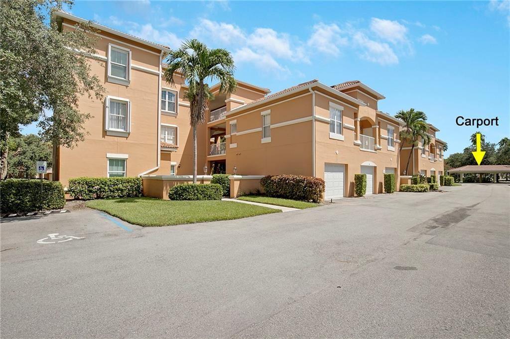 5020 Fairways Circle #J201, Vero Beach, FL 32967 - #: 245495
