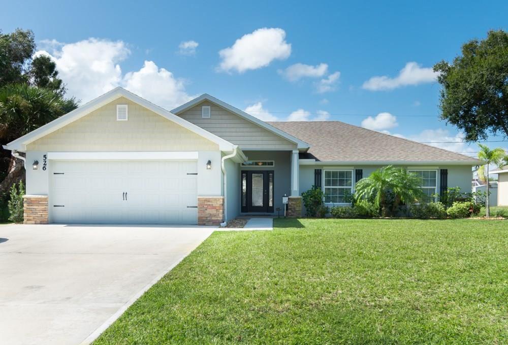 526 S Easy Street, Sebastian, FL 32958 - #: 231499