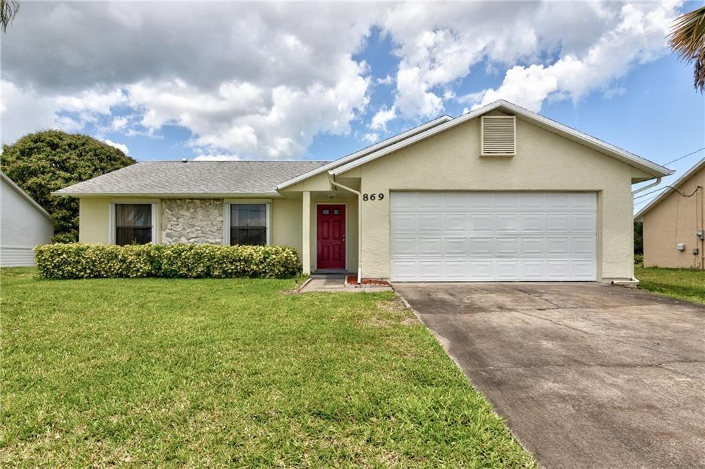 869 Barber Street, Sebastian, FL 32958 - #: 243500
