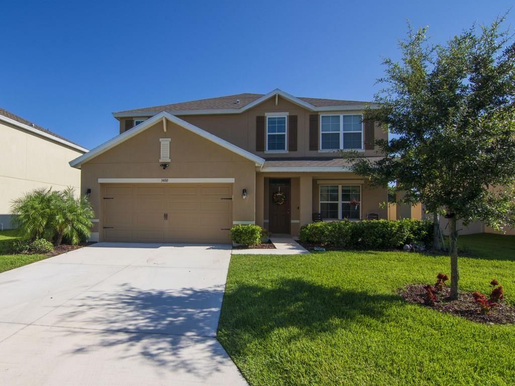 3400 SW Rockport Street, Vero Beach, FL 32968 - #: 233502