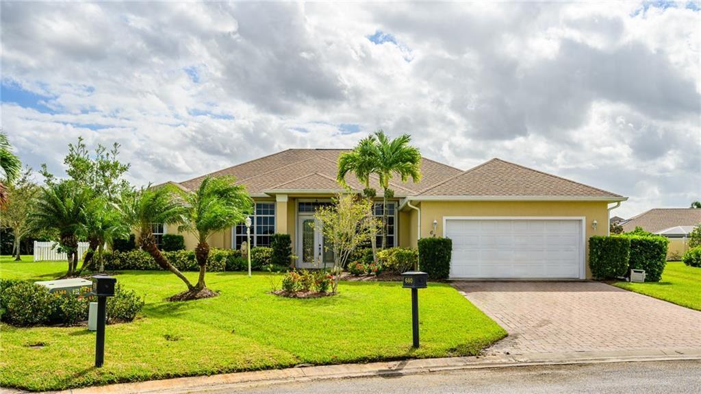 680 Alexandra Avenue SW, Vero Beach, FL 32968 - #: 237513
