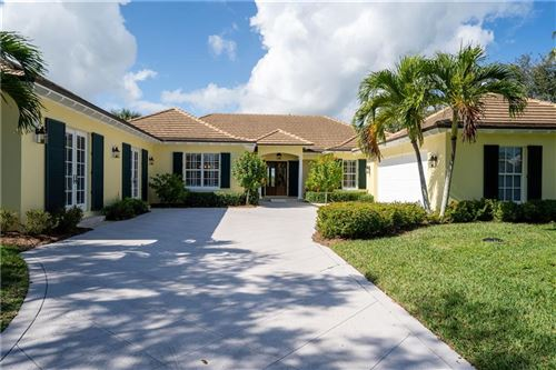 Photo of 547 White Pelican Circle, Vero Beach, FL 32963 (MLS # 229523)