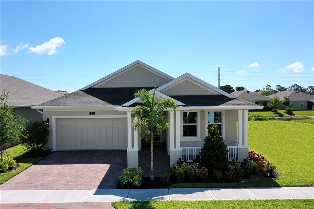 313 Sandcrest Circle, Sebastian, FL 32958 - #: 230539