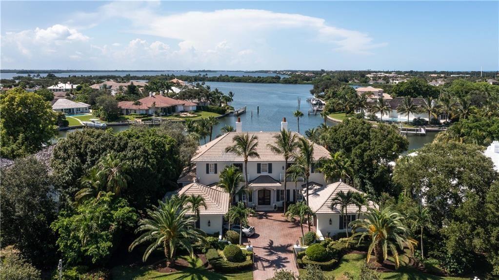 215 Rudder Road, Vero Beach, FL 32963 - #: 245551