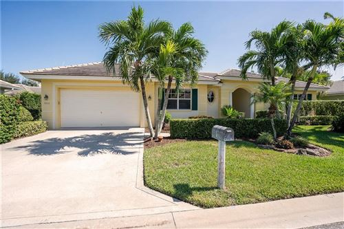 Photo of 9014 Castle Harbour Circle, Vero Beach, FL 32963 (MLS # 226571)