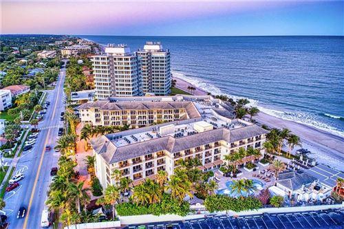 Photo of 3500 Ocean Drive #207, Vero Beach, FL 32963 (MLS # 239572)