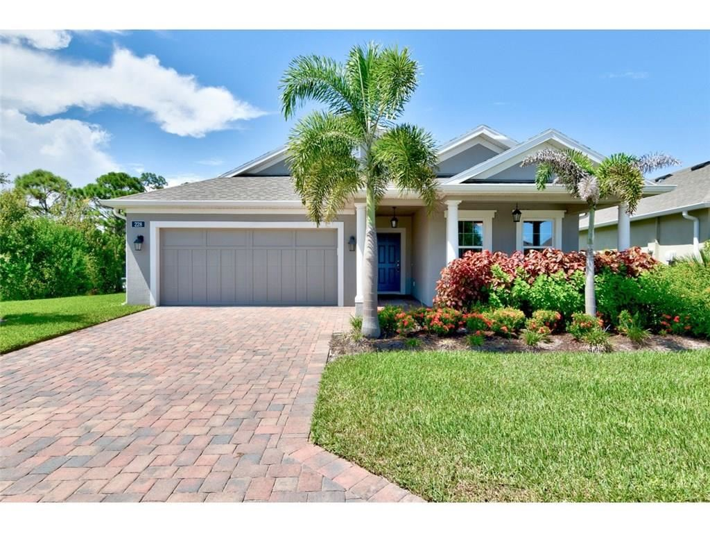 228 Sandcrest Circle, Sebastian, FL 32958 - #: 235616