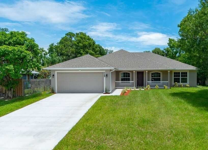 780 Helicon Terrace, Sebastian, FL 32958 - MLS#: 231645