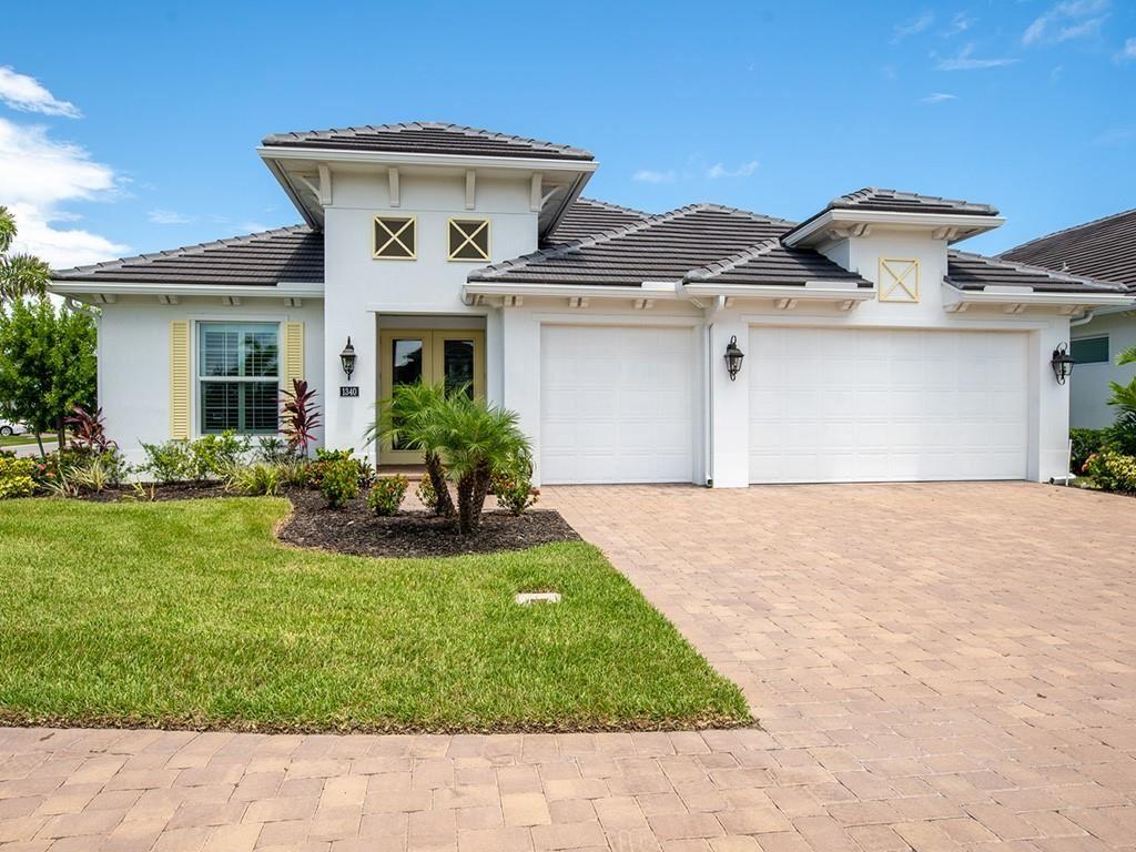 1340 Lilys Cay Circle, Vero Beach, FL 32967 - #: 237645