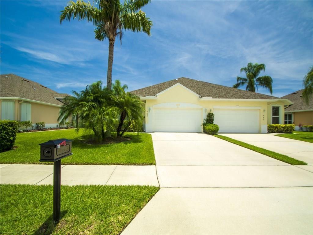 463 E Tangerine Square SW, Vero Beach, FL 32968 - #: 233669