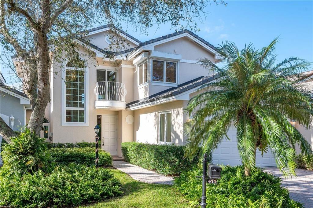411 N Peppertree Drive, Vero Beach, FL 32963 - #: 239689