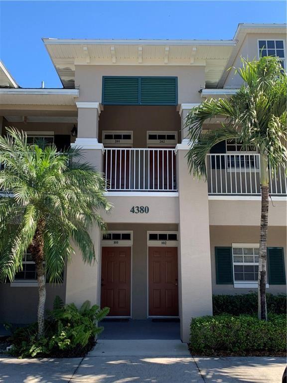4380 Doubles Alley Drive #101, Vero Beach, FL 32967 - #: 229701