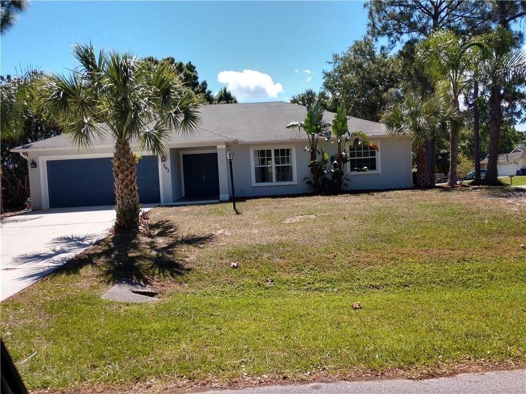 392 Benedictine Terrace, Sebastian, FL 32958 - MLS#: 231715