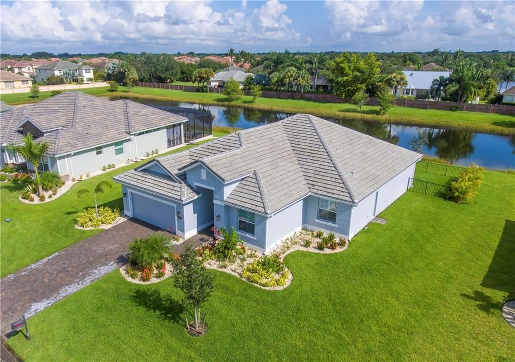 4757 Four Lakes Circle SW, Vero Beach, FL 32968 - #: 234720