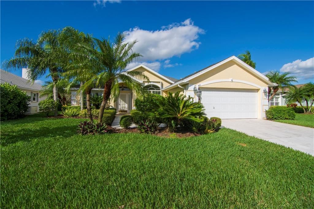 395 E Temple Court SW, Vero Beach, FL 32968 - #: 238726