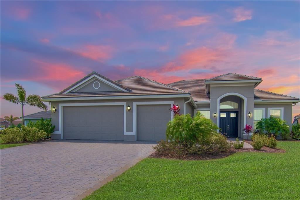 4812 Four Lakes Circle SW, Vero Beach, FL 32968 - #: 231731