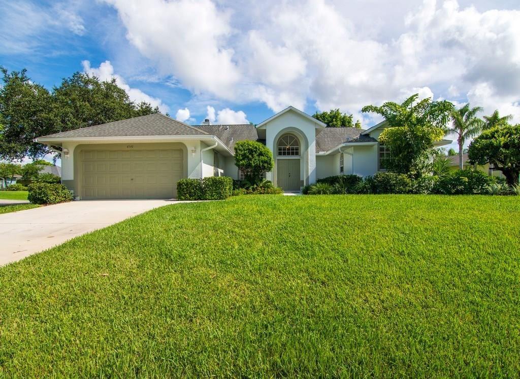 4540 12th Manor SW, Vero Beach, FL 32968 - #: 234732