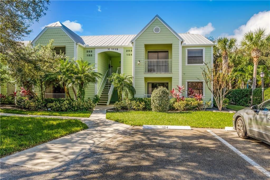1115 3rd Avenue #203, Vero Beach, FL 32960 - #: 238801